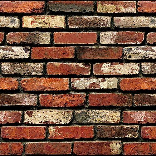 Brick Peel Stick Wallpaper Removable product image