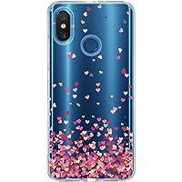 Capa Personalizada Xiaomi Mi 8 - Corações - TP48
