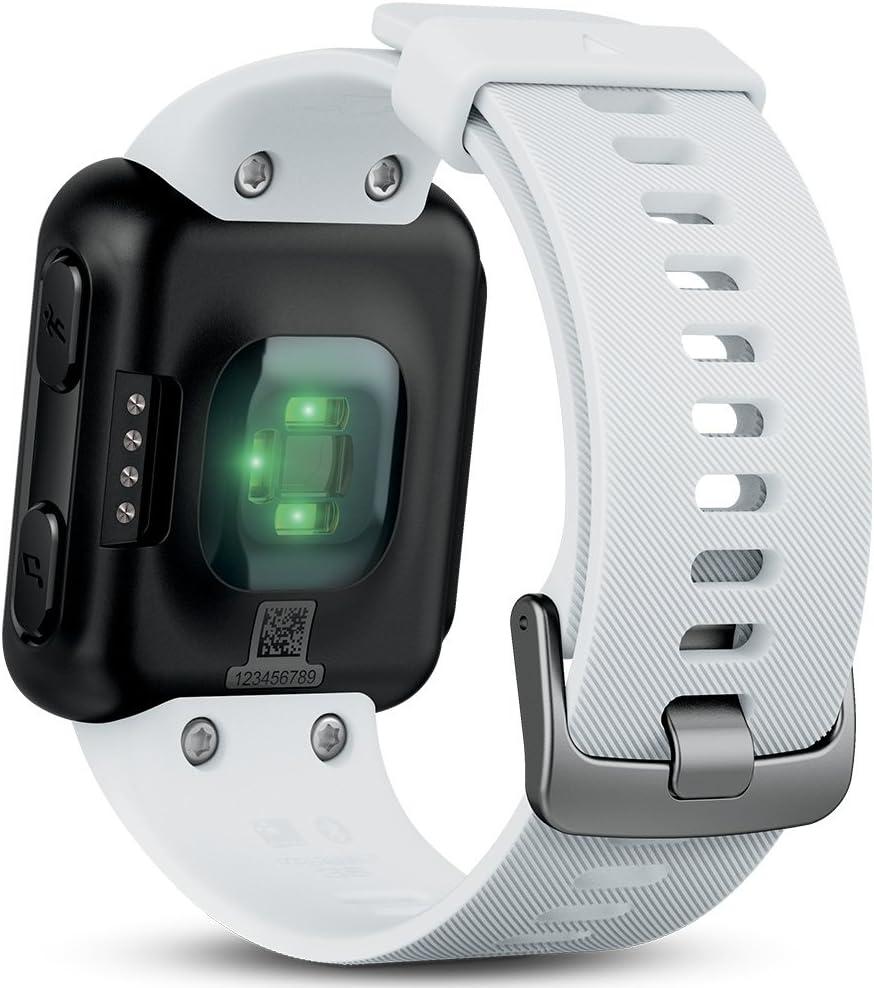 Montre GPS Garmin Forerunner® 35 arrière - Mon GPS Avis.fr