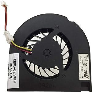 PYDDIN Laptop CPU Cooling Fan Cooler for HP Compaq CQ50 CQ60 G50 G60 G70 Series, 489126-001 KSB05105HA-8G99 (3 Screw Holes)