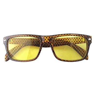 Eyekepper Lunettes de conduite de nuit à verres jaunes WFGui
