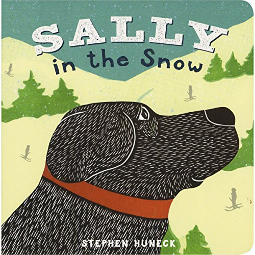 Sally In The Snow  Sally Board Books