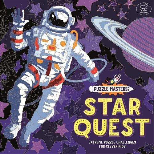 Puzzle Masters: Star Quest: Extreme Puzzle Challenges for Clever Kids