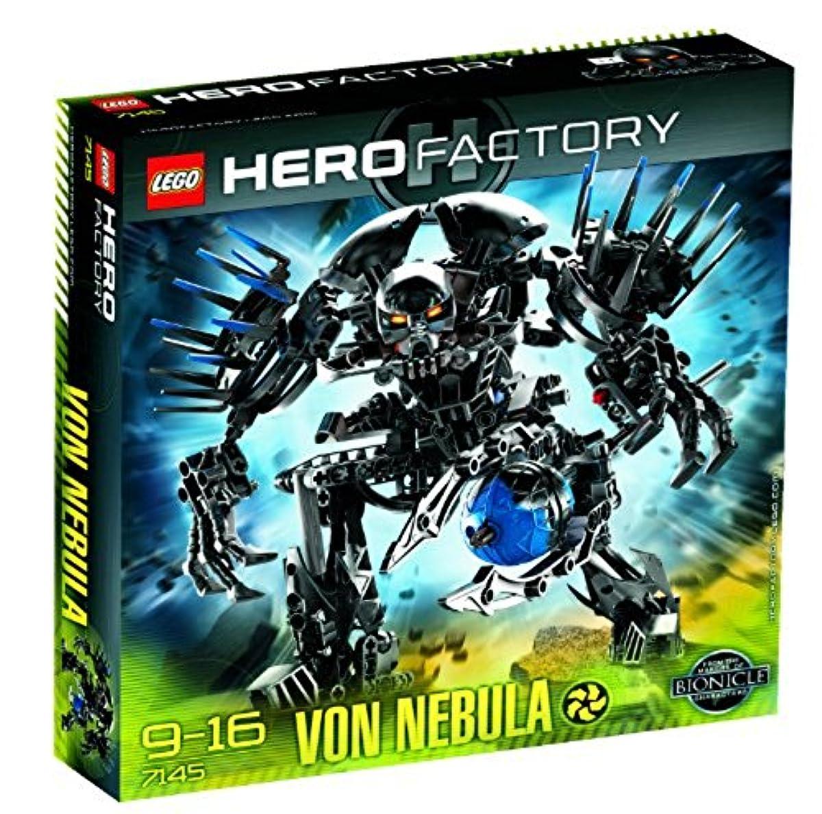 [해외] LEGO (레고) R HERO FACTORY VON NEBULA 7145 블럭 장난감 (병행수입)