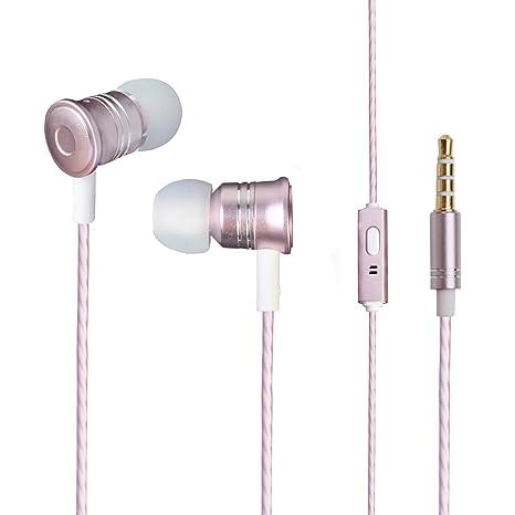 écouteurs Intra Auriculaires Casque Stéréo Réduction De Bruit