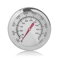 Termometro istantaneo dell'acciaio inossidabile del barbecue del termometro del forno di cottura del cibo che cuoce strumento di cottura della vasta gamma del termometro della carne