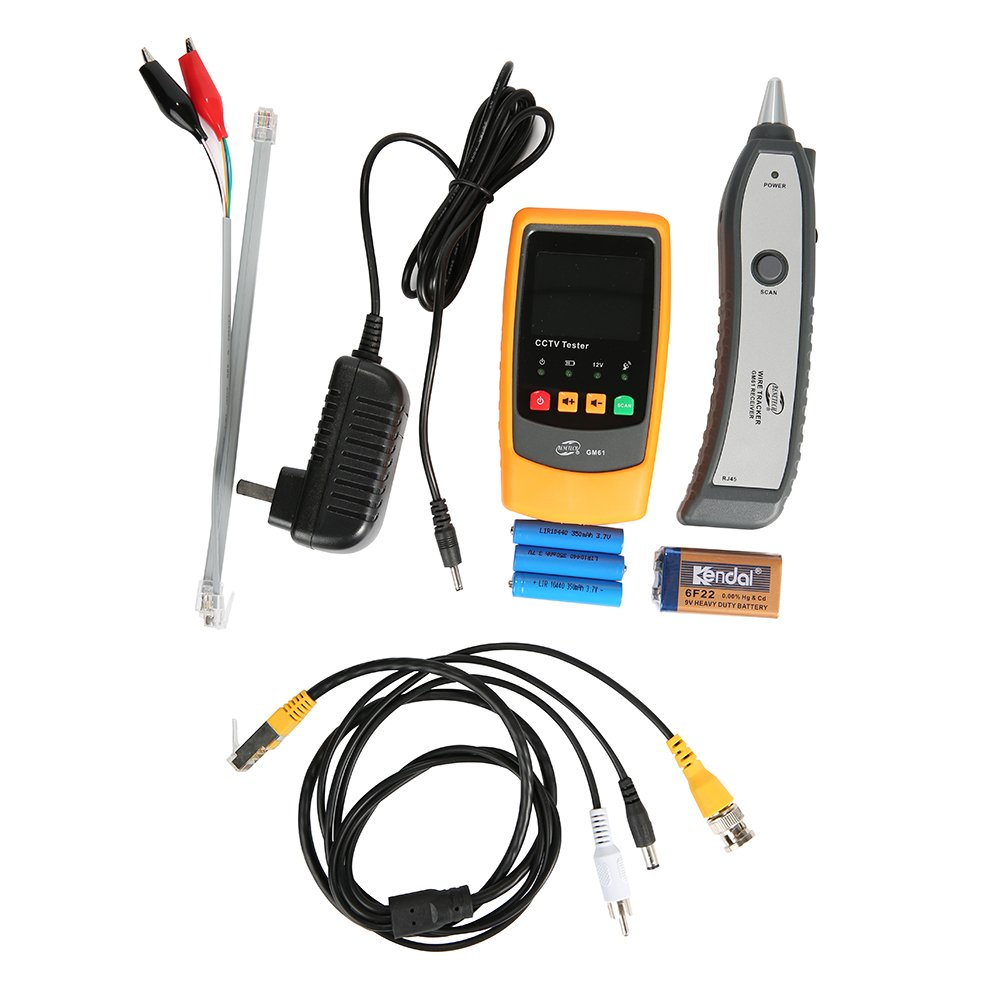 Breaker Finder Circuit Locator Accessory Sperry Instruments Hight Quality Finders Wire Tracker Cctv Tester Gm61 Cable