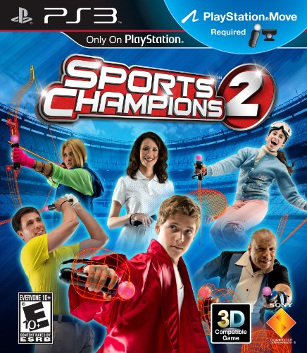 Sports Champions 2 - Playstation 3 from Sony