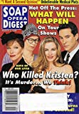 Jaime Lyn Bauer, Eileen Davidson & Drake Hogestyn (Days of Our Lives) - March 3, 1998 Soap Opera Digest