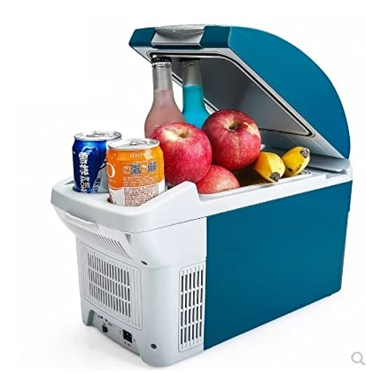 Compra SL&BX Nevera coche, Mini nevera refrigeración pequeña casa ...