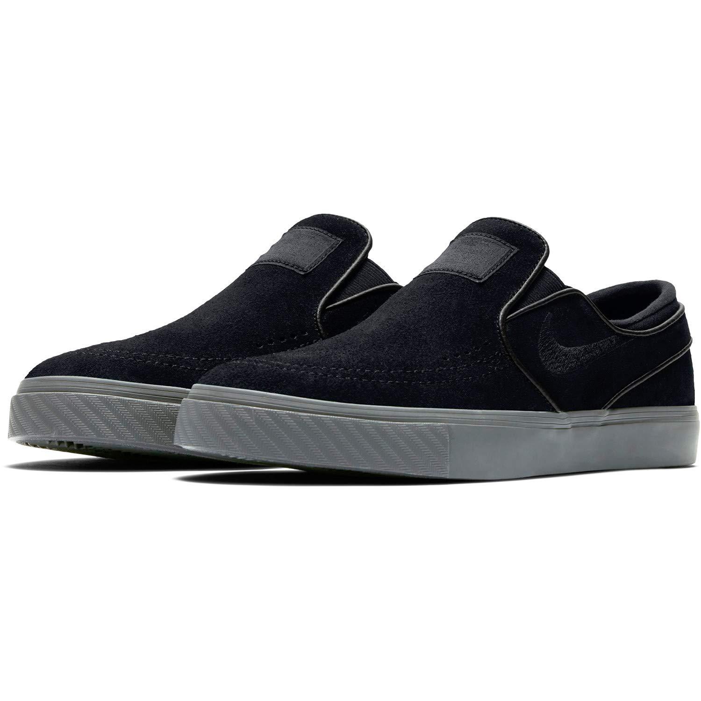 big sale amazing price authentic quality Amazon.com | Nike SB Janoski Slip ON Black - 833564-008 ...