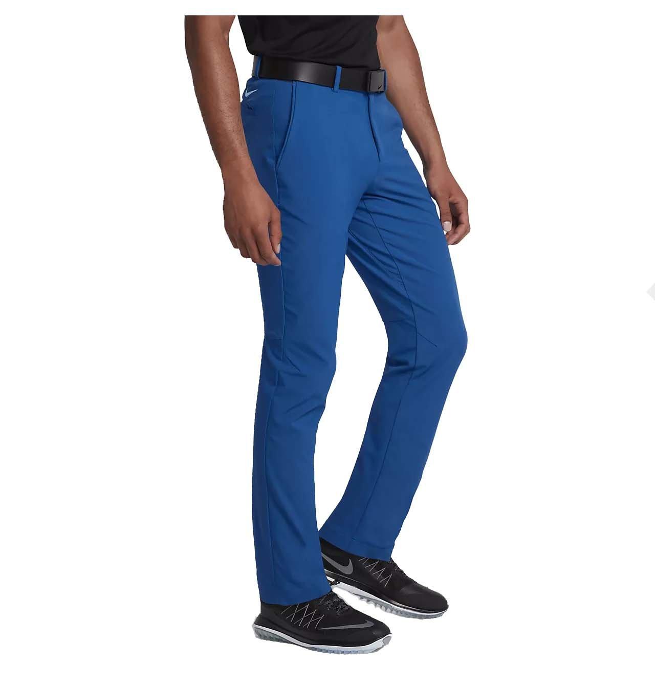 Nike Dynamic Woven Golf Pants Blue Jay 833186-433 (38WX30L) by Nike