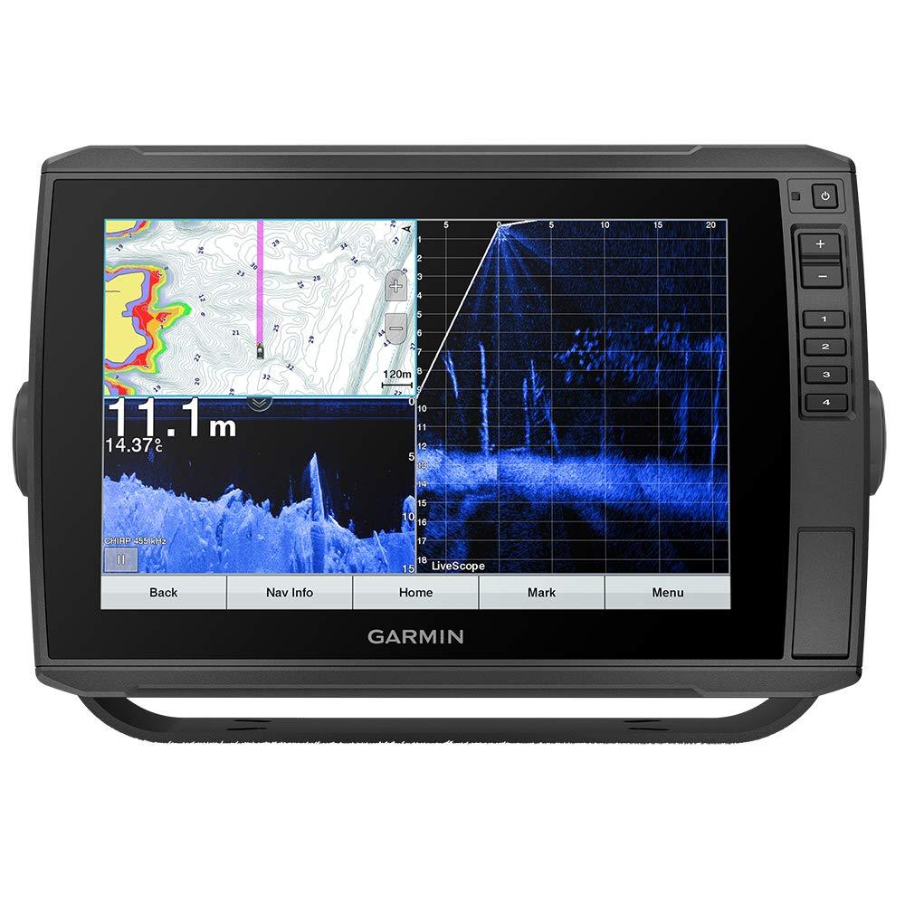 Garmin EchoMap Ultra 102sv, Basemap, No Xdcr by Garmin