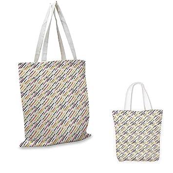 Bolsa de tela de fresa, diseño de frutas dibujadas a mano con ...