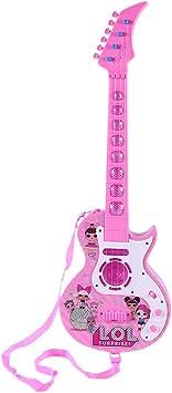 MRKE Ukelele Guitarra Electrica Niños 4 Cuerdas Ajustable ...