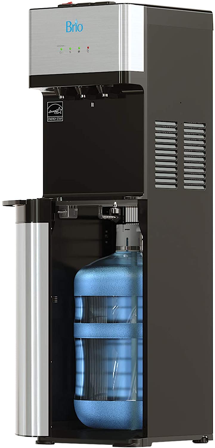 Brio Self Cleaning Bottom Loading Water Cooler Dispenser