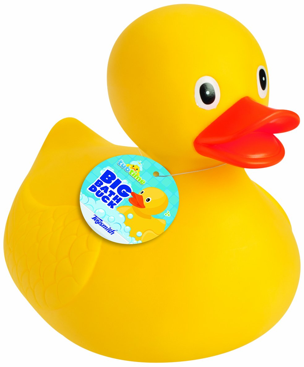 amazon com classic yellow rubber ducky by schylling bathtub