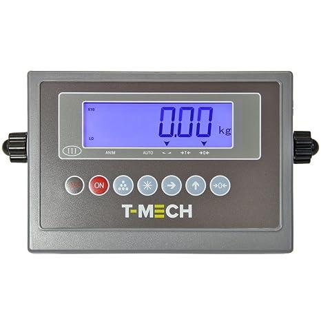 Básculas de pesaje industriales T-Mech: Amazon.es: Bricolaje y herramientas