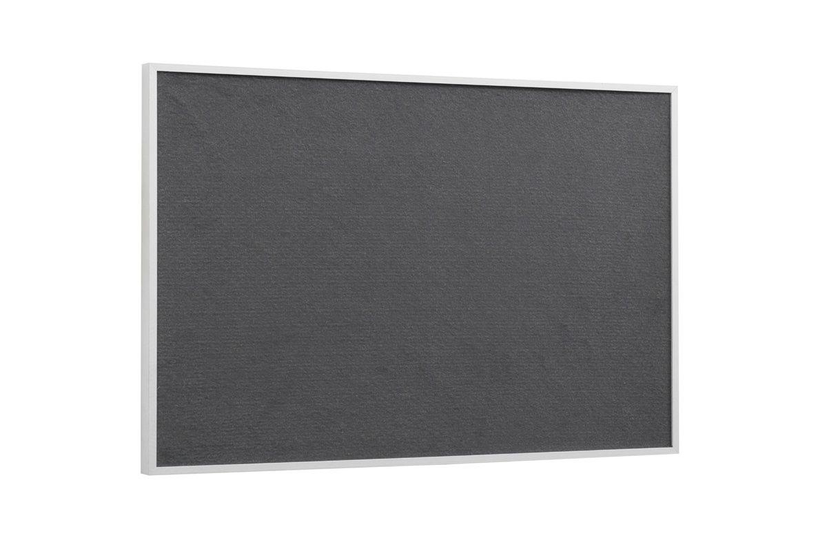 /Bacheca in feltro 885 x 585 mm bianco Bi-Office New Basic/