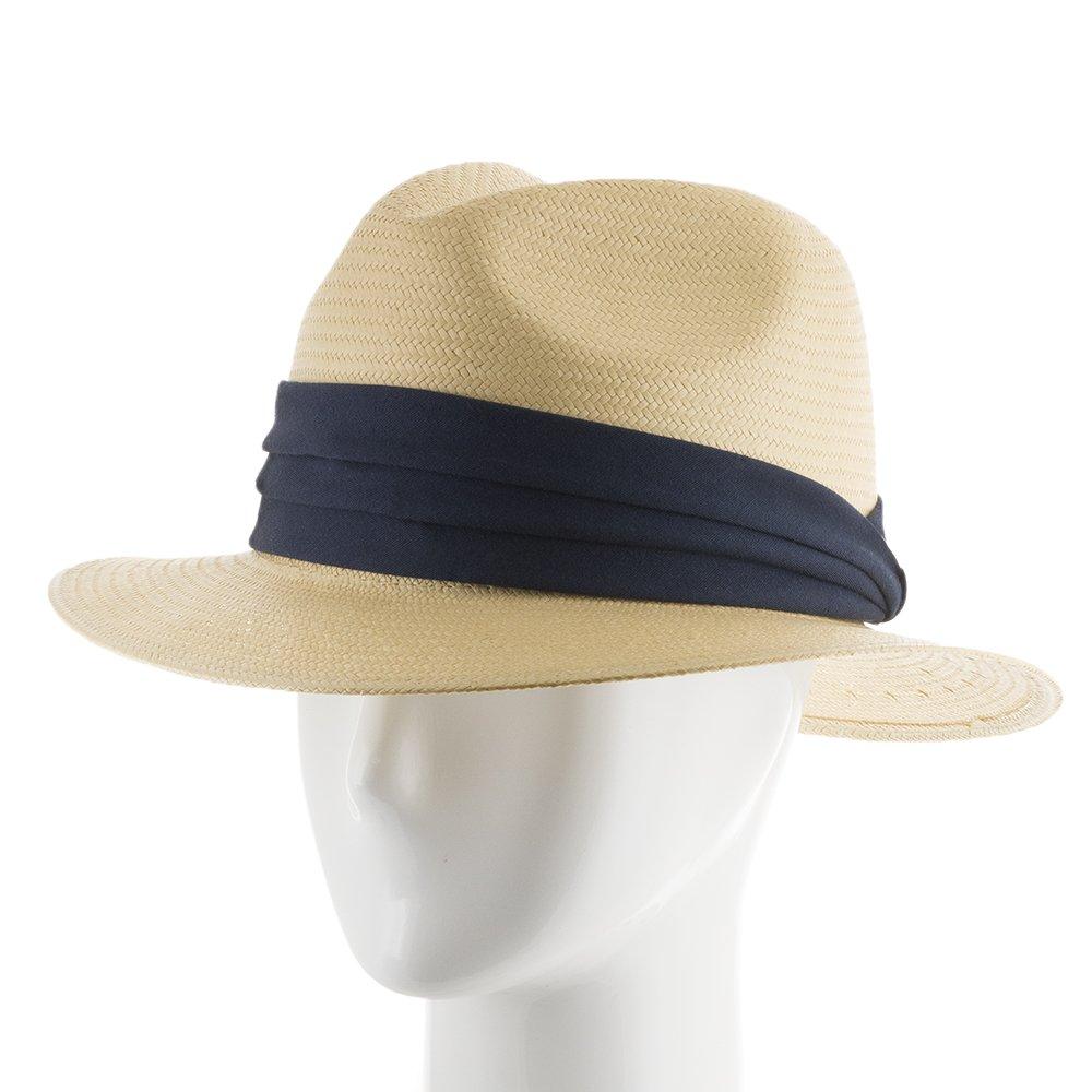 8ed96b0205e Ultrafino Monte Cristo Straw Fedora Panama Hat 112017 Christmas gift ...