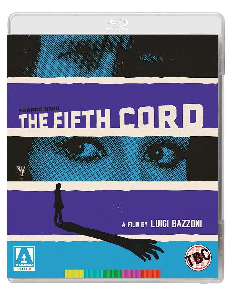 The Fifth Cord [Reino Unido] [Blu-ray]