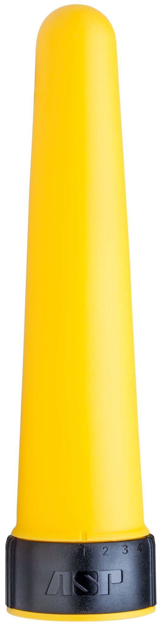 ASP Traffic Management and Emergency Wand, Compatible with Triad and Turbo Flashlights, Yellow