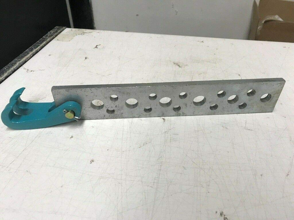 5 Star MOClamp Style 4056 Narrow Draw Bar with Single Claw Plate Frame Machine Tool