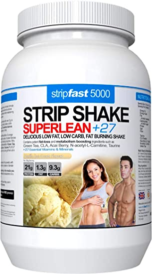 Diet Whey Protein Powder Shakes Weight Loss Support For Men Women Vanilla Ice Cream 907g