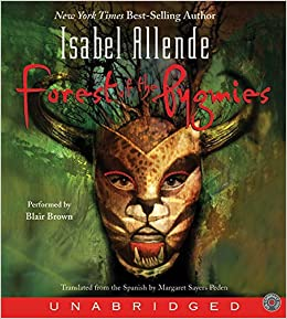 Book Forest of the Pygmies by Isabel Allende (2005-05-10)