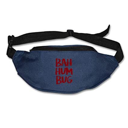 c2e63a0e9a94 Amazon.com : Slim Soft 600D Oxford Buh Hum Bug Waist Bag Pack Man ...
