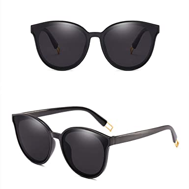 Amazon.com: Gafas de sol planas para ojo de gato, elegantes ...