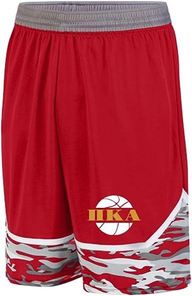 Alpha Epsilon Pi Camo Game Day Basketball Short