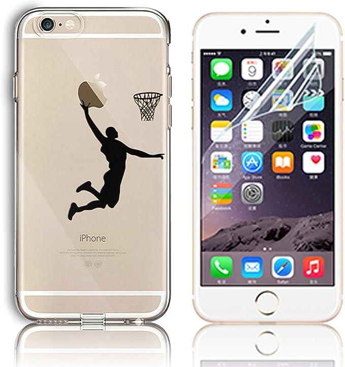 Versión Mejorada Funda iPhone 6 Silicona Case Gel Sunroyal ...