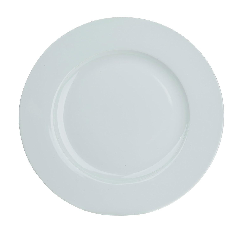 Soleil Tabletops Gallery 16 Piece Round Rim Dinnerware Set