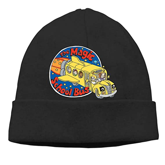 7009776b086 Image Unavailable. Image not available for. Color  The Magic School Bus Unisex  Winter Hats ...