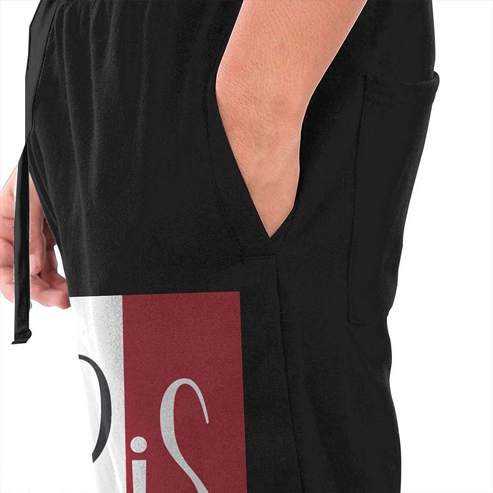 BibiQQgait - Pantalones de chándal para Hombre, diseño de la Torre ...