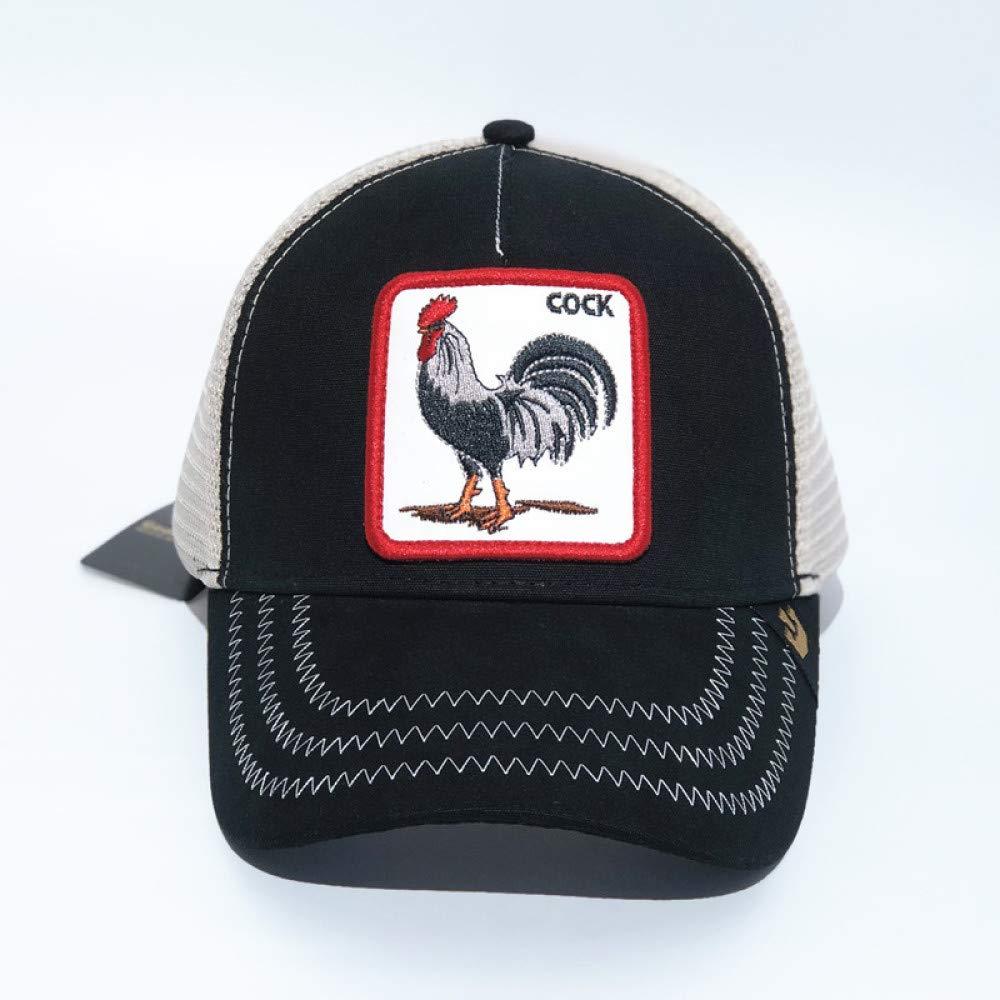 sdssup Animal Baseball Cap Eagle Head Bordado Red Cap Cap Gallo ...
