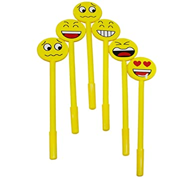 Toys Factory Smiley Face Pen With Cord Birthday Return Gift Amazonin Games