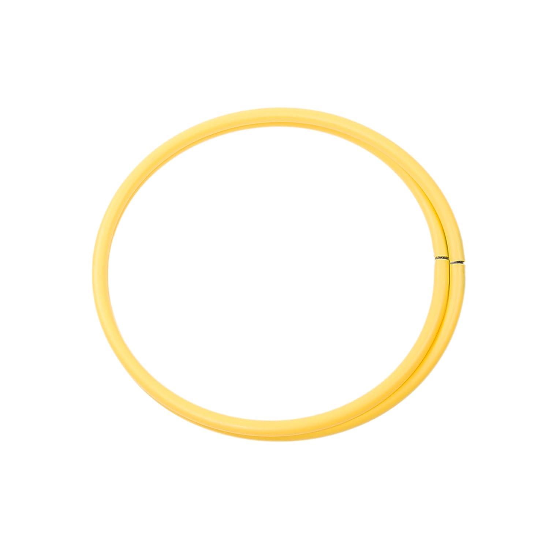 /Ø105//100//95//90cm colorato HDPE-20mm Pieghevole Hula Hoop