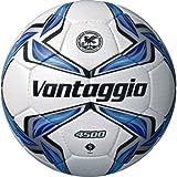 molten(モルテン) サッカーボール ヴァンタッジオ4500 5号 スノーホワイト×ブルー F5V4501