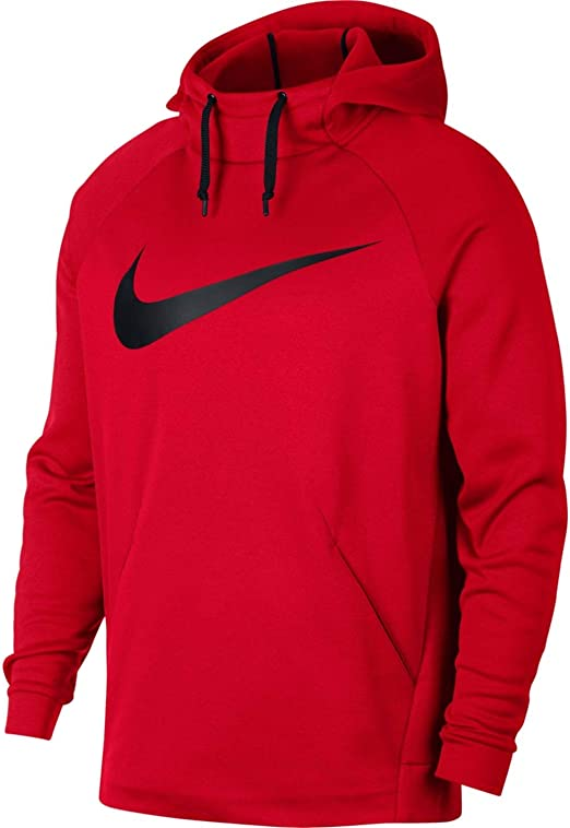 Mens Red Hoodies & Pullovers.