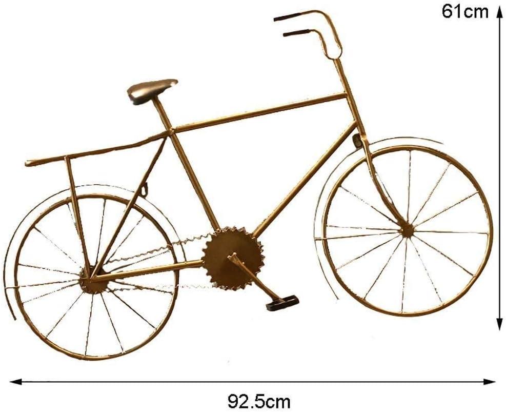 YYHSND Adorno For Colgar En La Pared, Bicicleta Retro For Colgar ...