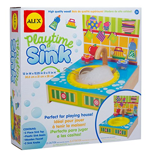 Sink Play (ALEX Toys Playtime Sink)