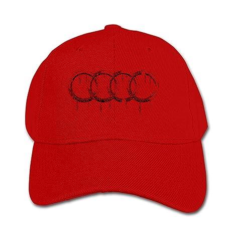 Syins - Gorras de béisbol para niños, diseño con Logo de Audi ...