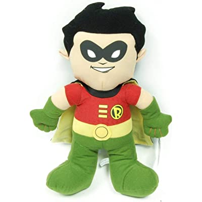 "Toynk Super Friend 13"" Plush Buddy Robin: Toys & Games"