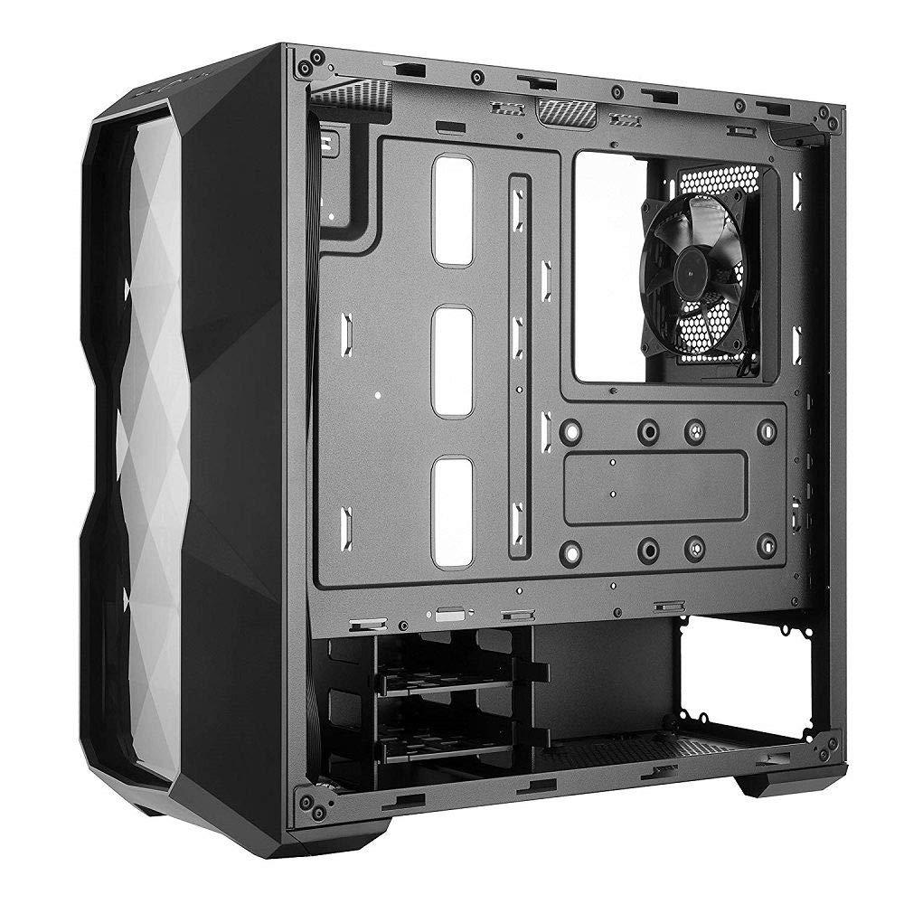 Cooler Master MasterBox TD500L Carcasa de Ordenador Midi-Tower Negro - Caja de Ordenador (Midi-Tower, PC, De plástico, Acero, ATX,Micro-ATX,Mini-ITX, Negro, ...