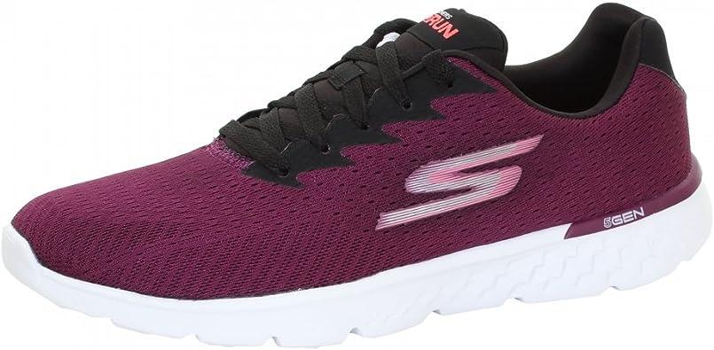 Skechers Go Run 400, Zapatillas de Deporte Exterior para Mujer: Skechers: Amazon.es: Zapatos y complementos