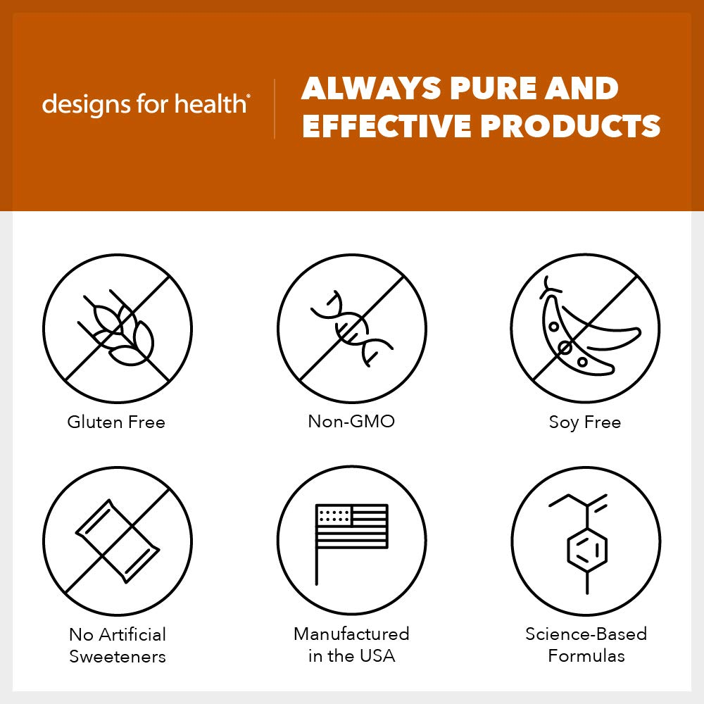 Designs for Health - WheyMeal Chocolate (Formerly PaleoMeal) - Grass Fed Whey Protein, 900 Grams by designs for health (Image #4)