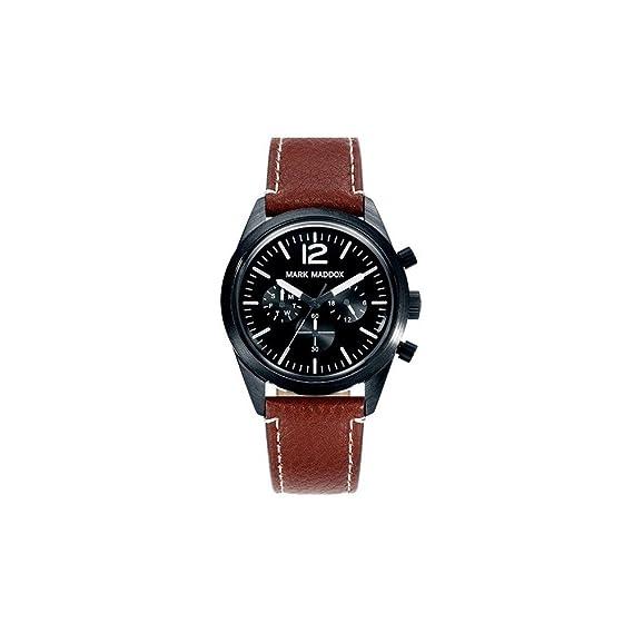 77285e029058 Reloj Mark Maddox - Hombre HC3018-54  Amazon.es  Relojes