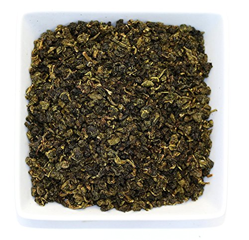 Tealyra - Jade Taiwanese Formosa Oolong - Loose Leaf Tea - Best Oolong Teas from Taiwan - Naturally Grown - Caffeine Medium - 110g (4-ounce)